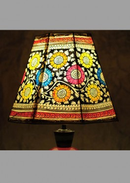 TABLE LAMPSHADE-BLOOM
