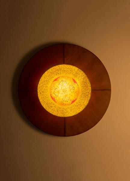 Circular – Ceiling/ LOTUS SUTRA
