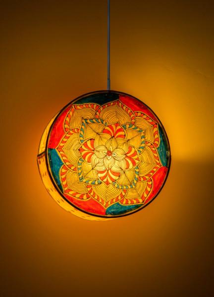 Drum – Hanging LOTUS SUTRA