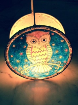 Mini Drum – Hanging /MIGHTY OWL
