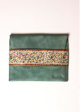 CLUTCH-SLIM/FOLLIAGE