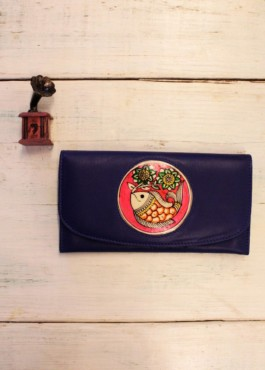 CLUTCH WALLET/ WANDERLUST