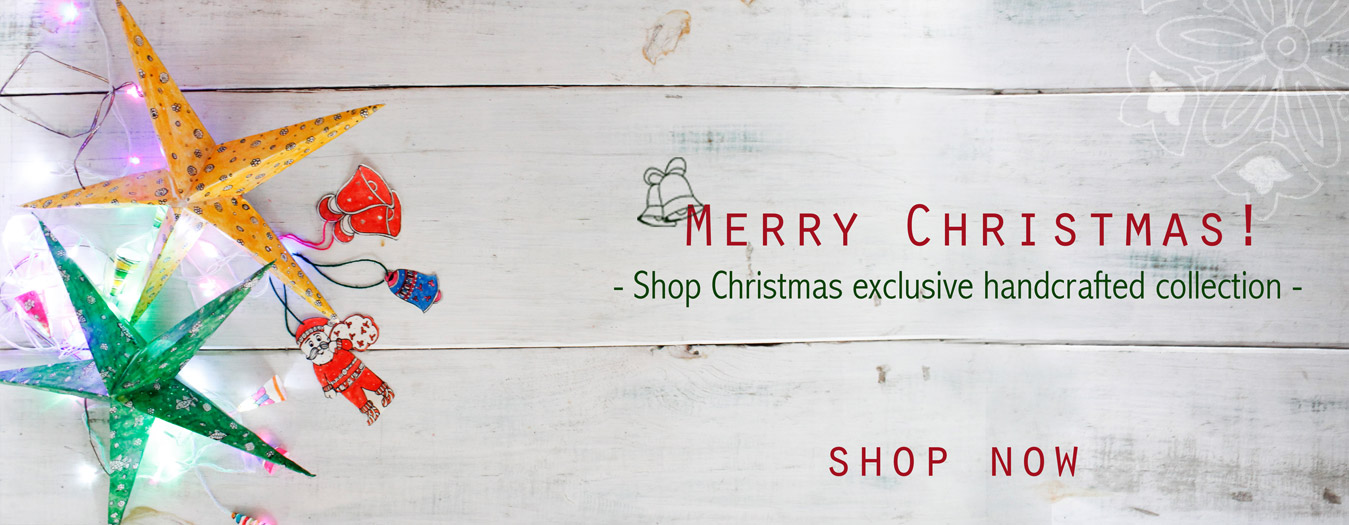 Shop Christmas Exclusive Handcrafted Collection