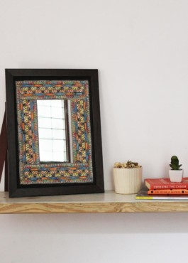 MADHUBANI FRAME-MULTI COLOR